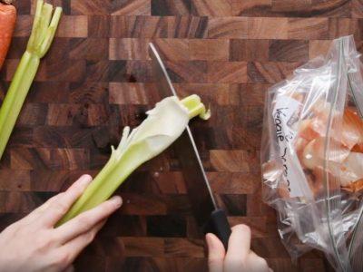 מדהים: מה לעשות עם שאריות של ירקות?