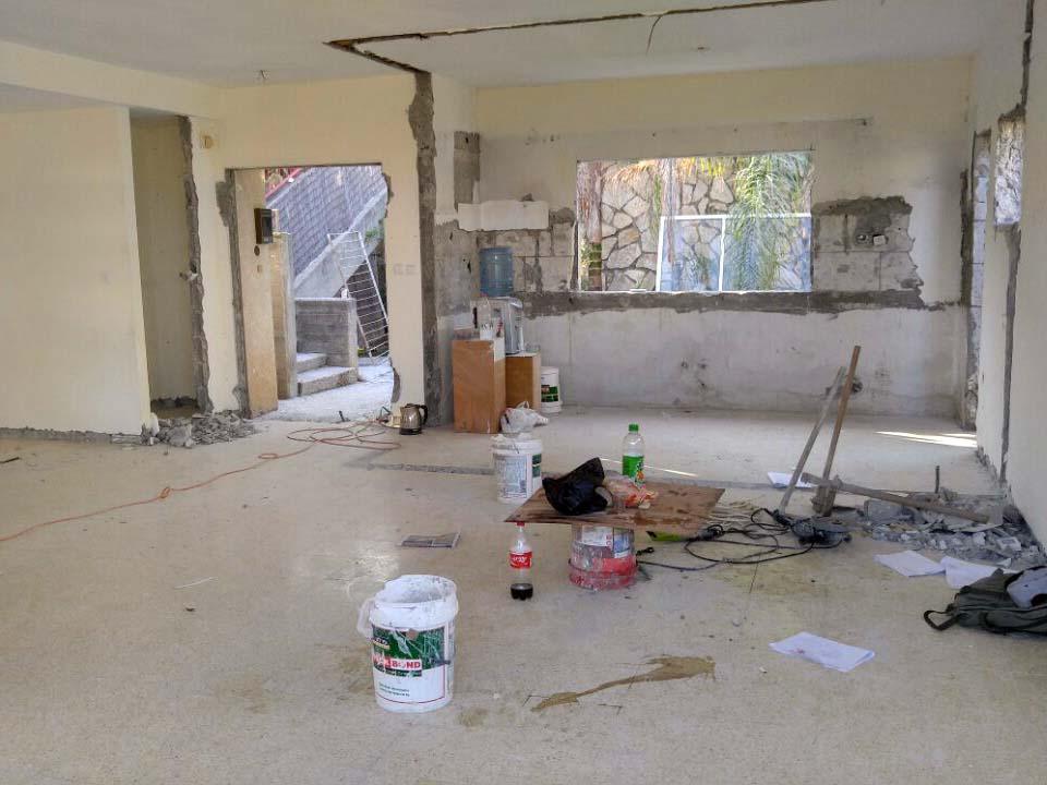 בהתנהלות  נכונה אפשר תמיד לראות קצה האור בשיפוץ או בניית הדירה