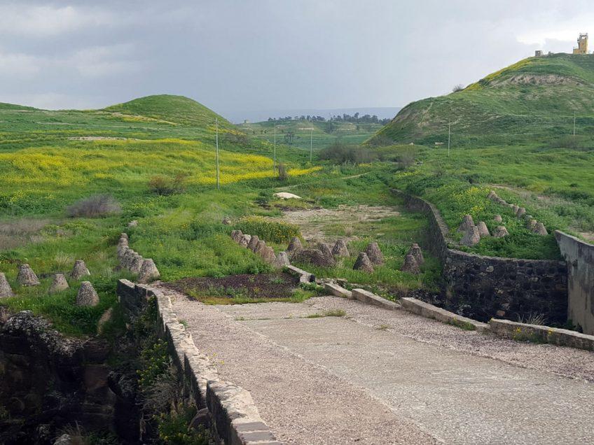 טיול שבת: מצפור גשרים חדש בעמק המעיינות