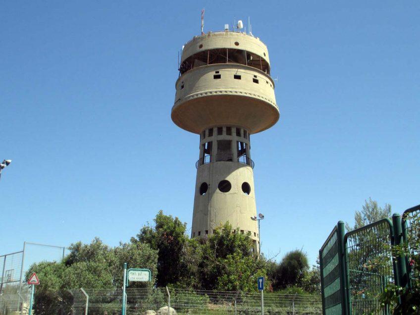 במגדל העמק מנסים להחיות את מגדל המים המפורסם