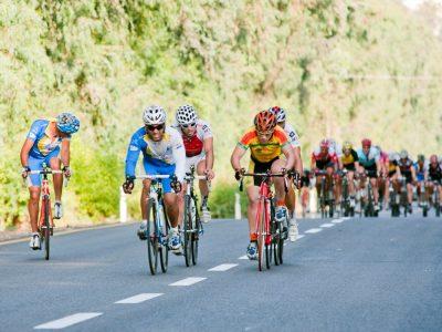 רוכבי אופניים: לנפוש ולרכב בנופי רמת גולן במירוץ התפוח 2017
