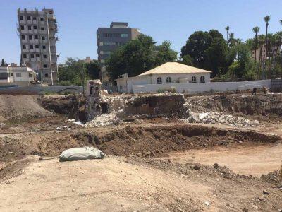 """חשיפה: החלו העבודות בפרויקט המסקרן """"שער העיר בעפולה"""