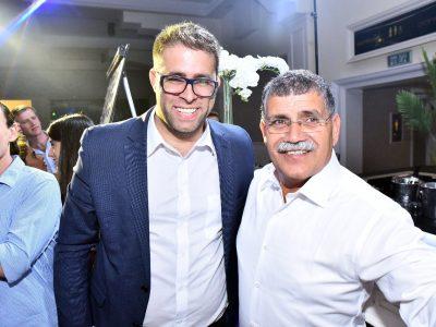 קולולו: שרים וחברי הליכוד הבכירים חגגו את נישואי בנו של יוסי לוי מעפולה