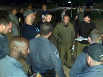 """סוכן סמוי הוביל למעצר חשודים בסחר בסמים ואמל""""ח בעפולה ובית שאן"""