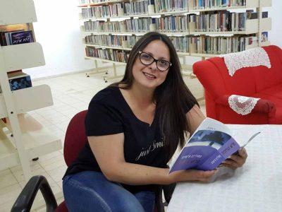 קסם של סיפור: תושבת גן נר הקימה ספרייה ביישוב
