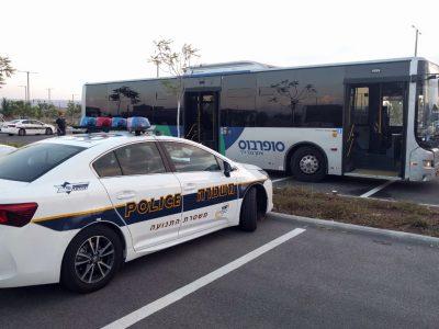 עפולה: הופסקה פעילותם של 18 אוטובוסים