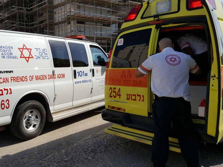 המערב הפרוע בעפולה: בן 50 נורה ונפצע באורח בינוני