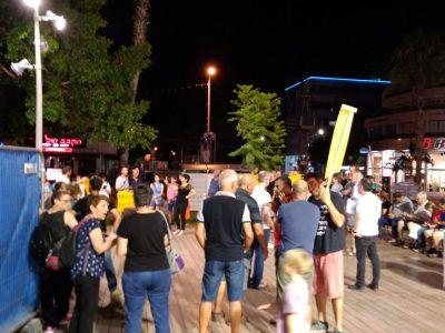 עפולה: מפגן מחאה נגד נתניהו ומקבלי ההחלטות בכנסת