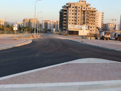 גרים ברובע יזרעאל? היכונו לפתיחת כביש חדש בשכונה