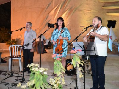 """מגדל העמק: הצלחה לפסטיבל """"בארדים בעמק"""" ה-8"""