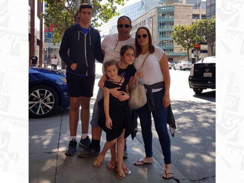 ששי יעקב ומשפחתו עושים את סן דייגו בטיול נשיאותי. מר עיתונות ועקנין הדגים לנו מהי שמחת בית השואבה. פלאש!- רכילות בעמק