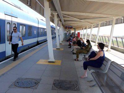 עפולה ובית שאן: ביקושים ערים לרכבת העמק