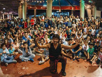 עפוליז: מחממים את מנועי התרבות