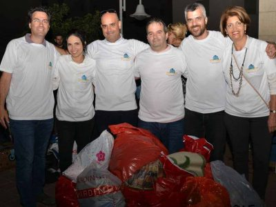 מחווה מרגשת: מבצע חורף מרשים למען הקהילה ברובע יזרעאל