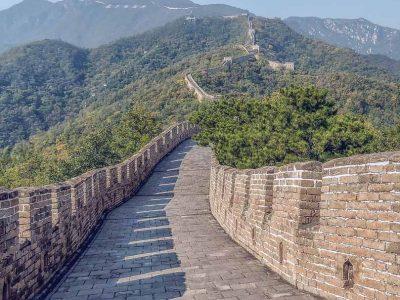 הסודות האפלים של החומה הסינית