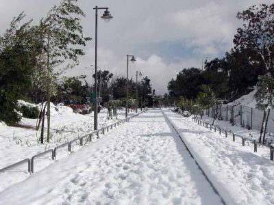 לפני שהחורף מגיע: טיול בירושלים
