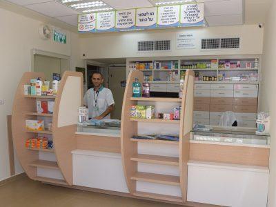 'כללית' מחוז צפון:נחנך בית המרקחת במרפאת אהל יעקב בטבריה