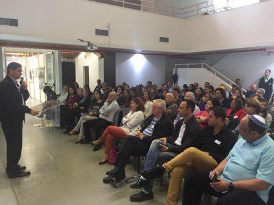 העיר עפולה מצטרפת לרשת הערים הבריאות העולמית
