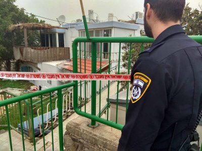 """יבנאל: אישה נדקרה בבית בו עבדה ופונתה עם סימני אלימות לביה""""ח"""