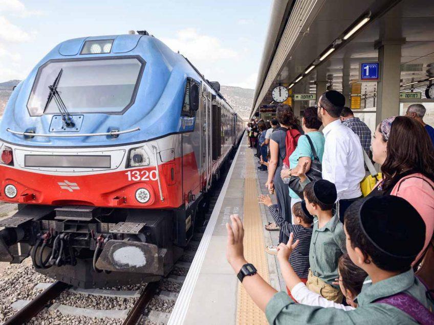 רכבת מעפולה לתל אביב! הממשלה אישרה 50 מיליון שקלים לתכנון התוואי