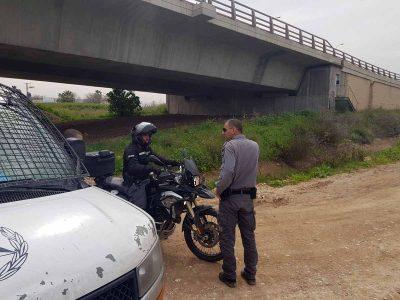 חשד: גנבו כספת ו-3 כלי רכב מעיריית מגדל העמק