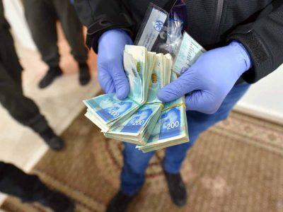 חשוד מהכפר שיבלי נעצר בחשד להפצת שטרות מזוייפים