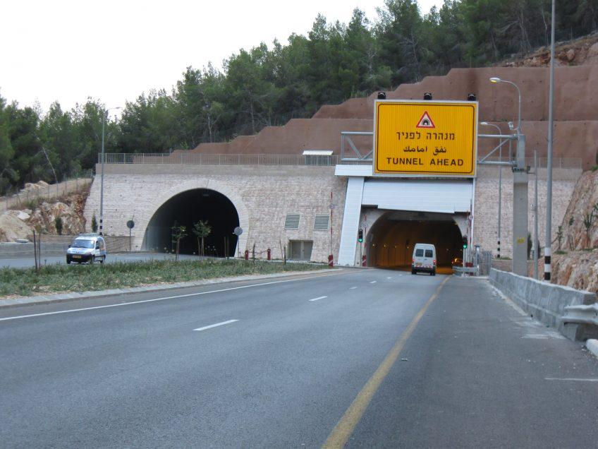 כביש 60 לכיוון נוף הגליל ונצרת: מנהרות איכסאל סגורות הלילה לתנועה