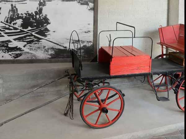 היה היה פעם: מוצגים מראשית המאה הקודמת במוזיאון העמק