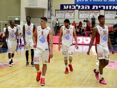 רבע גמר גביע: גלבוע/גליל נכנעה  להפועל ירושלים 89:83