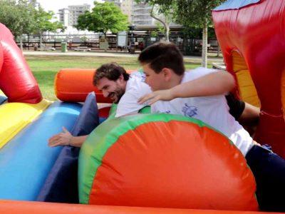 """עפולה: חגיגה ספורטיבית ב""""עפולה פאמילי"""""""