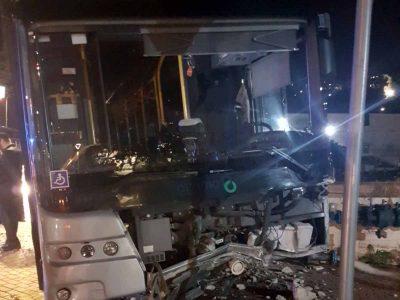 עפולה: בן 28 נעצר בעקבות אירוע דקירת נהג האוטובוס