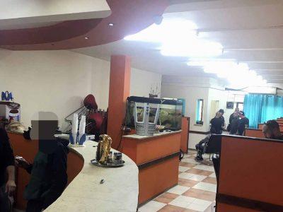 נצרת: המשטרה פשטה על מרכז הימורים בלתי חוקיים