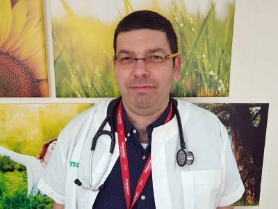 """מינוי: ד""""ר אלון גרוזמן ישמש כמנהל מרפאת כללית עפולה עילית"""