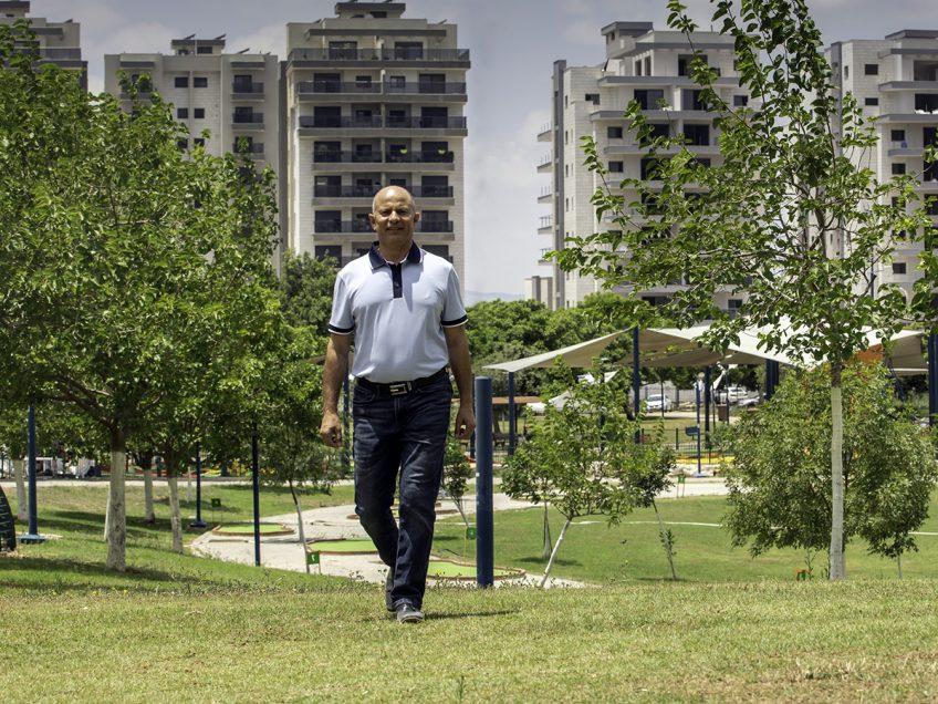 """אלקבץ מתייחס לסוגיית פתיחת הפארק: """"הכי קל היה לוותר"""""""
