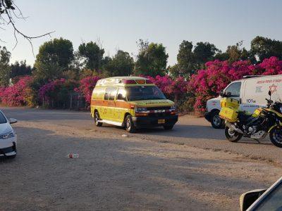 גלבוע: פצוע קשה בקטטה במרכז הקליטה בבית אלפא