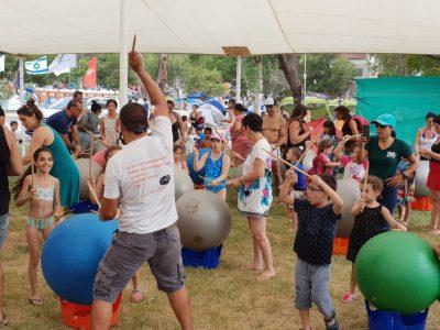 פסטיבל הכדורים הפורחים הבינלאומי התשיעי בגלבוע יצא היום לדרך!