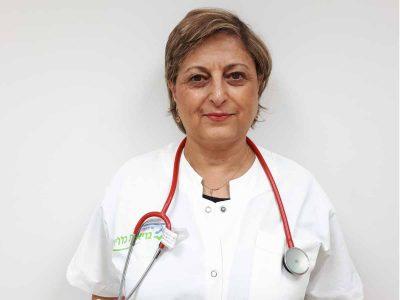 """ד""""ר יולנדה מרג'יה הצטרפה למרפאת כללית כפר תבור"""