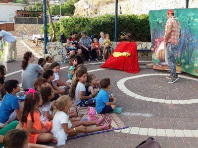 עפולה: תחנה רביעית למשחקייה הניידת בגן סביון גבעת המורה