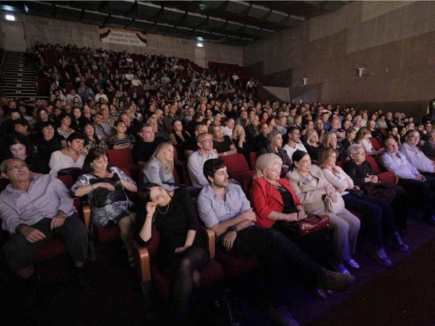 מגדל העמק: הצגות תאטרון גם לכבדי שמיעה