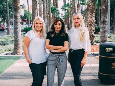 המהפכה הנשית – הנציגות המרעננות למועצת העיר עפולה