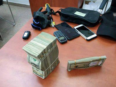 גנב נתפס ״על חם״ בסמוך לבנק בעפולה