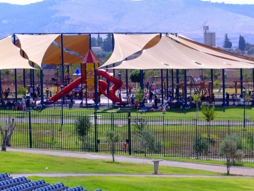 אירועי חנוכה בפארק העירוני בעפולה- לתושבי העיר בלבד