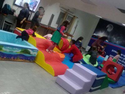 חדש: ג'ימבורי בחינם למען ילדי הדיור הציבורי בנצרת עילית