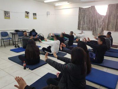 בית שאן: שבוע קידום בריאות בשיתוף כללית