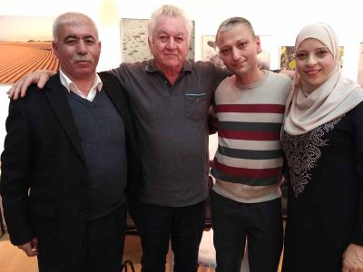 המשימה של יוניש: לבנות 100 חוגים של יהודים-ערבים במחנה הציוני