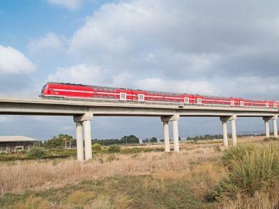 ברביעי: קו רכבת העמק יופסק בבוקר לארבע וחצי שעות