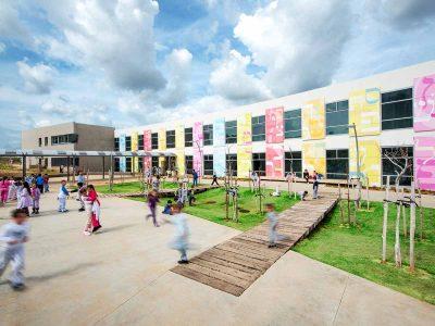 בתי ספר מהזורע וסנדלה בגמר תחרות הבנייה ירוקה