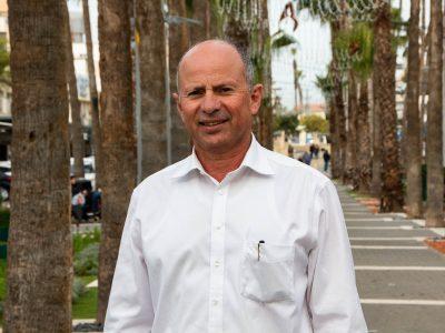 עפולה: ראש העיר אבי אלקבץ נמצא חיובי לקורונה