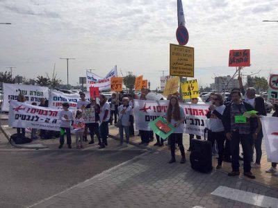 """""""לא יקום ולא יהיה"""": נבחרי הציבור נגד הקמת שדה תעופה בעמק יזרעאל"""