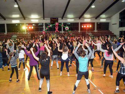 """עמק יזרעאל: התקיים אירוע הזומבטון שכל הכנסותיו תרומה לעמותת """"אחת מתשע"""""""